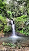 Want a refreshing bath? Tetebatu wartefalls are just the perfect location